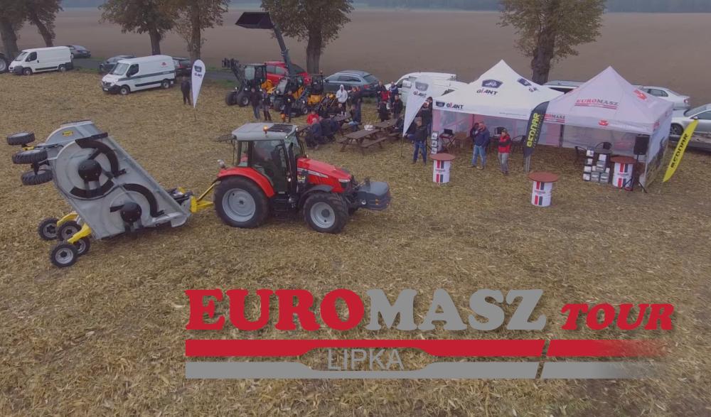 WIDEO – Pokazy polowe EUROMASZ Tour w Rąbczynie (25.09.2019)